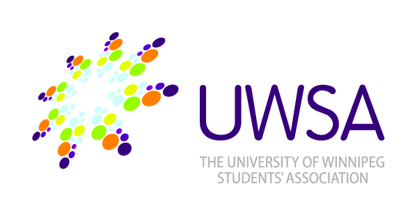University of Winnipeg Students' Association's official logo.