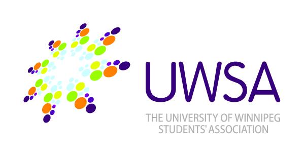 University of Winnipeg Students' Association's official logo.