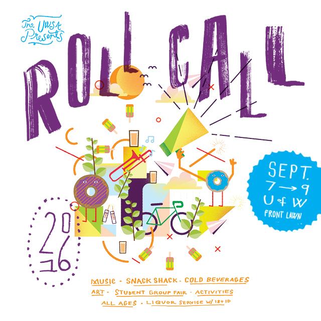 UWSA-ROLL CALL