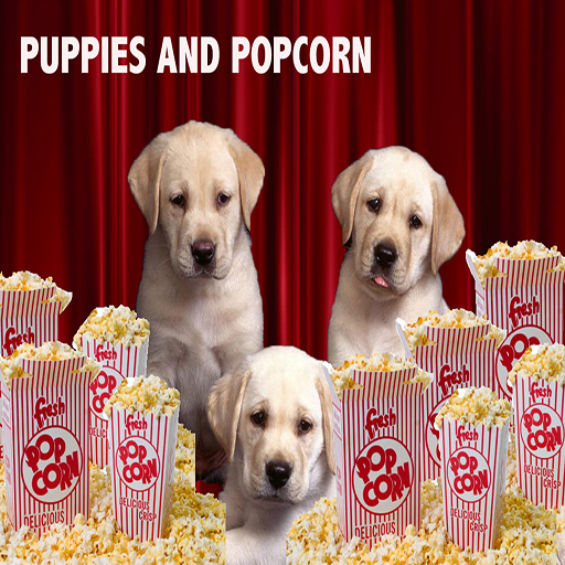 puppies and popcorn