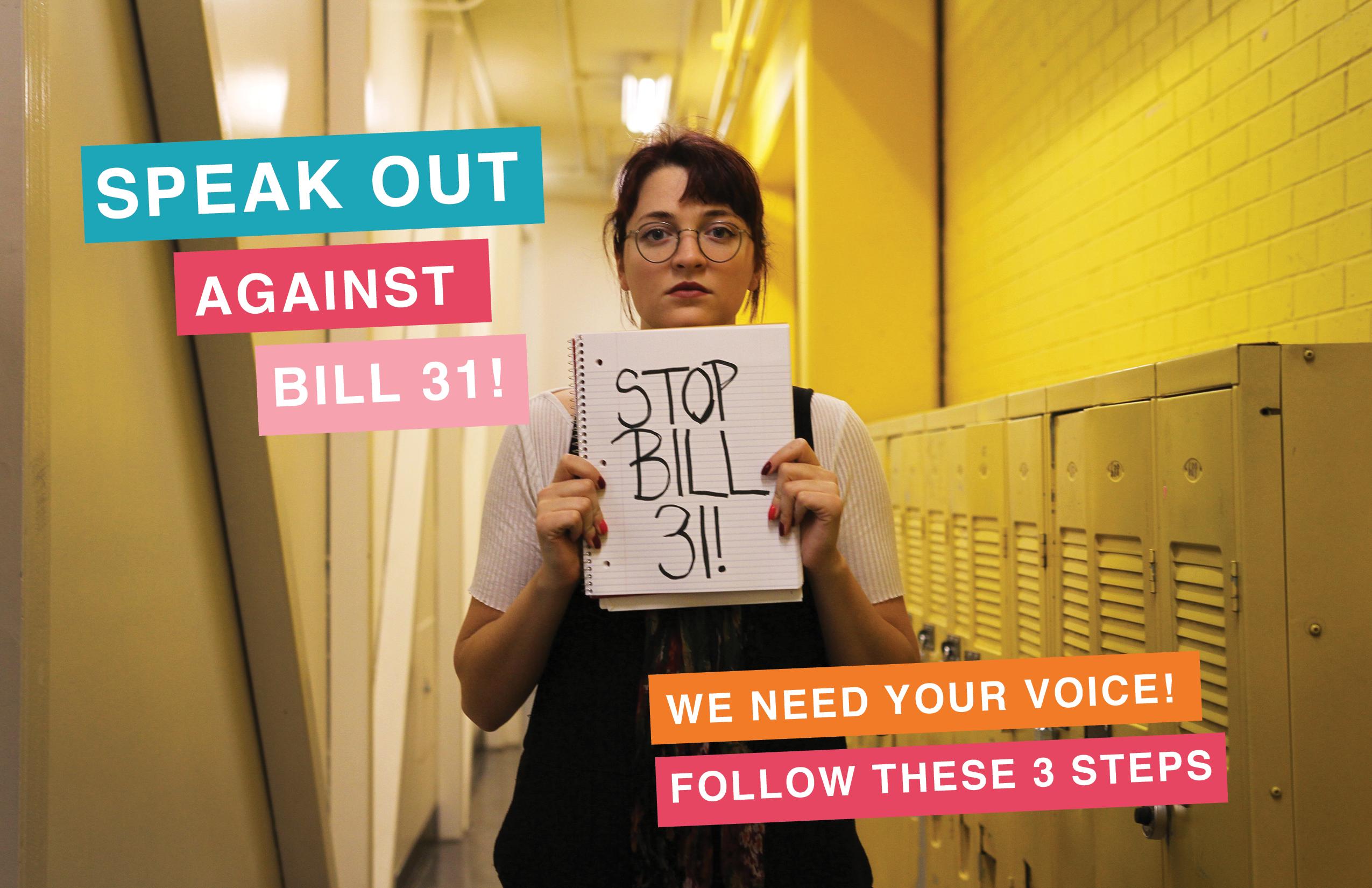 Intro - Bill 31 Campaign